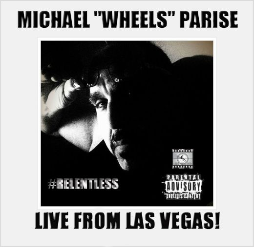 Wheels Parise Comedy CD