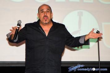 Sapphire Comedy Hour at Sapphire Gentlemen's Club Las Vegas www.SapphireLasVegas.com