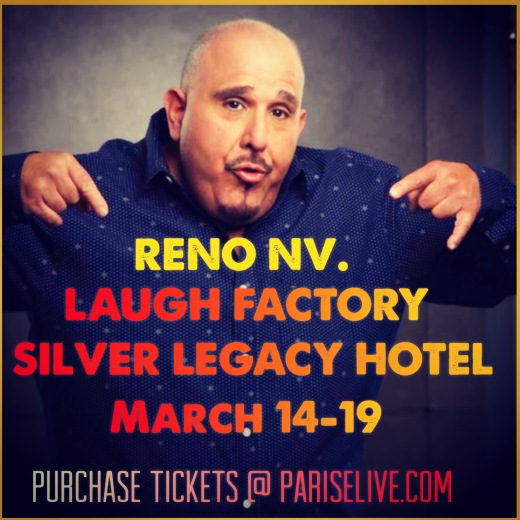 Laugh Factory Reno Discount